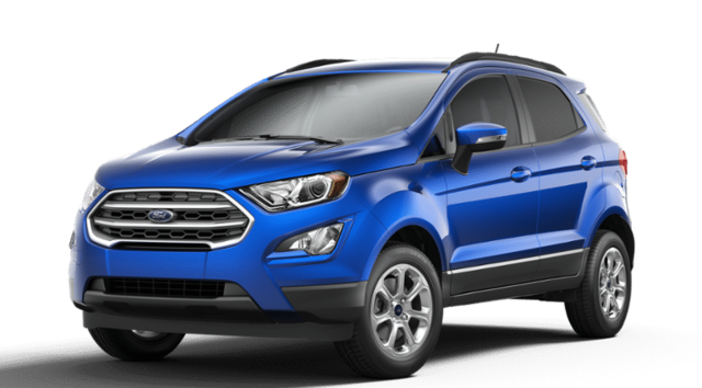 New 2019 Ford EcoSport SE Crossover in Sayre, PA